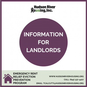 Emergency Rent Relief Information for Landlords